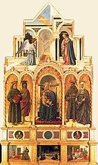Polyptyque de Sant'Antonio