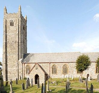 Heanton Punchardon - Image: St Augustine's Church Heanton Punchardon Devon