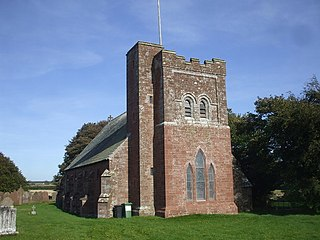 Holme St Cuthbert A civil parish in Cumbria, England