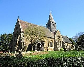 Busbridge Church Church in Surrey, England