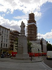 Edith Cavell Memorial - Wikipedia