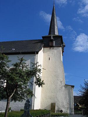 Nohn - Saint Martin's Parish Church
