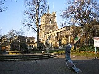 St Marys Church, Watford Church in Watford , United Kingdom