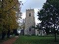 St Mary's church Winfarthing Norfolk (300180038).jpg