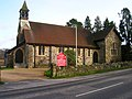 St Michaels and All Angels, Jarvis Brook - geograph.org.uk - 316603.jpg