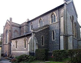 Arkley - St Peter's Church, Arkley