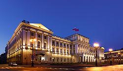 St Petersburg, Mariinskiy Palace