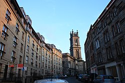 St Stephens Street (east), Edinburgh.JPG