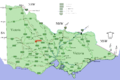 St arnaud location map in Victoria.PNG