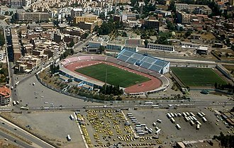Stade 8 Mai 1945 - Image: Stade 8 Mai 1945 (vue aérienne)