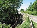 Stainby, the last bridge on the High Dyke Branch (Geograph 1925475 by John Sutton).jpg