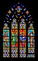 Stained-glass windows of the St Gerald abbey church of Aurillac 13.jpg