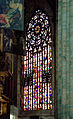 Stained glass window - Duomo - Milan 2014.jpg