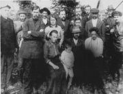 StalinKamenevBolcheviquesEnSiberiaVeranoDe1915