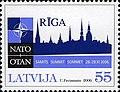 Stamps of Latvia, 2006-35.jpg