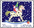 Stamps of Latvia, 2013-30.jpg