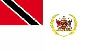Standard of the Prime Minister of Trinidad & T...