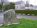 Standing stone, Castlederg - geograph.org.uk - 380702.jpg