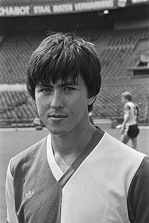 Stanley Brard Dutch footballer and manager