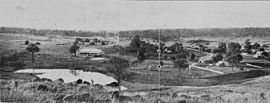 StateLibQld 1 111124 Panoramic view of Eidsvold showing a dam in the foreground, 1931.jpg