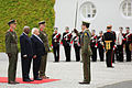 State Visit by The President of the Republic of Mozambique012 (14359747195).jpg