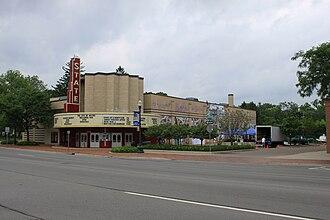 Wayne, Michigan - State Wayne Theater (1946)