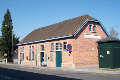 Hoe gaan naar Station Bissegem met het openbaar vervoer - Over de plek