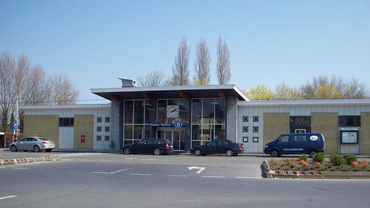 Gare de thourout wikip dia - Office du tourisme bruges belgique adresse ...