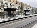 Station Tramway IdF Ligne 6 Onde - Vélizy-Villacoublay (FR78) - 2021-01-03 - 3.jpg