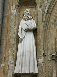 Statue of Dame Julian.JPG