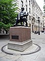 Statue of George Peabody, London EC3 - geograph.org.uk - 1706589.jpg