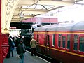 Steam Train at Keighley Railway Station - geograph.org.uk - 349216.jpg