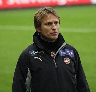 Steinar Nilsen Norwegian football coach (born 1972)