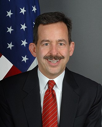 Under Secretary of State for Political Affairs - Image: Stephen Mull US State Dept photo