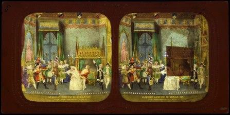 Stereokort, La Grande-Duchesse de Gérolstein 5, acte III, scène VII - SMV - S124b.tif