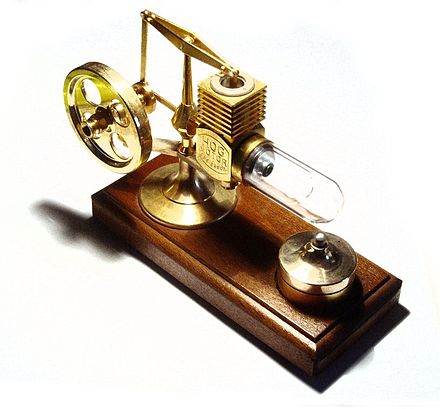 Stirling Engine Projects You Can Build