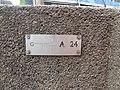 Stokvisbrug - Rotterdam - Number plate.jpg