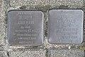 Stolperstein Duisburg 500 Duissern Prinz-Albrecht-Straße 17 2 Stolpersteine.jpg