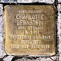 Stolperstein Hohenzollerndamm 201 (Wilmd) Charlotte Bernstein.jpg