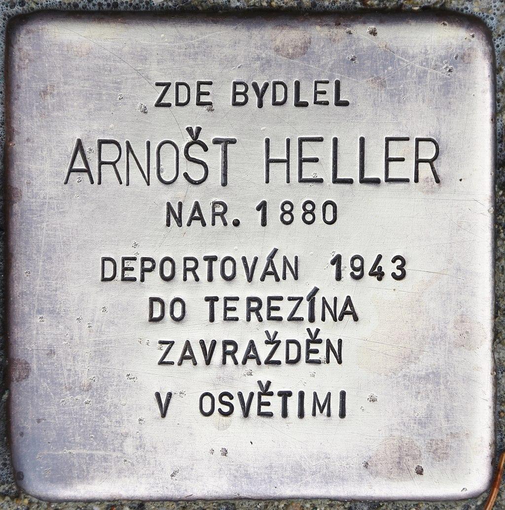 Stolperstein für Arnost Heller.jpg