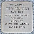 Stolperstein für Italo Camerino (Rom).jpg