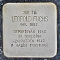 Stolperstein für Leopold Fuchs (Lostice).jpg