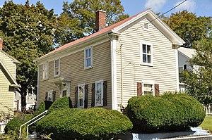 David Kenney House - Image: Stoneham MA David Kenney House