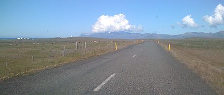 A very local storm above Snæfellsjökull, showing clouds formed on the mountain by orographic lift Storm over Snæfellsjökull.jpg