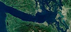 Strait of Juan de Fuca by Sentinel-2, 2018-09-28 (small version).jpg
