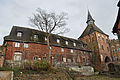 Stralsund, Am Kütertor 1, Backsteingebäude (2012-04-10), by Klugschnacker in Wikipedia.jpg