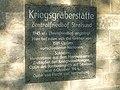 Stralsund, Germany, Zentralfriedhof, Kriegsgräberstätte, Platte (2006-09-25).JPG