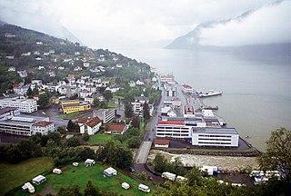 Stranda Municipality in Møre og Romsdal, Norway