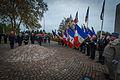 Strasbourg nécropole nationale de Cronenbourg cérémonie 1er novembre 2013 20.jpg