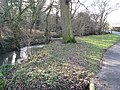 Stream running through Mid Sussex Golf Course - geograph.org.uk - 1700731.jpg